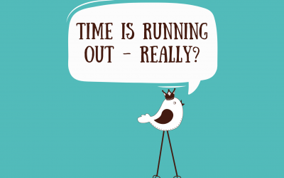 Time Is Running Out – Really?