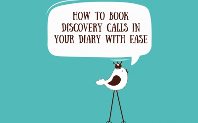 How To Book Discovery Calls In Your Diary With Ease