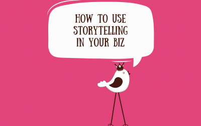 How To Use Storytelling In Your Business