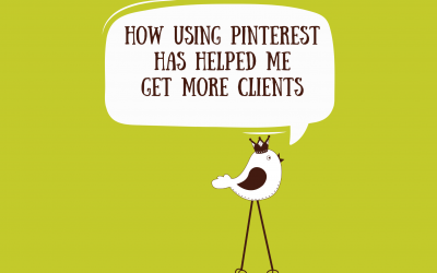 How Using Pinterest For Business Has Helped Me Get More Clients