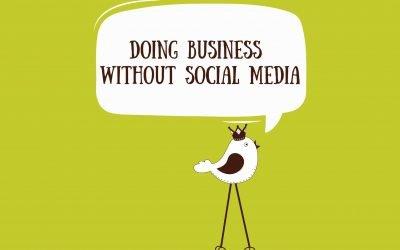 Grow your biz WITHOUT social media